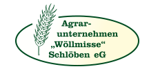 "Agrarunternehmen ""Woellmisse"" Schloeben eG Logo"